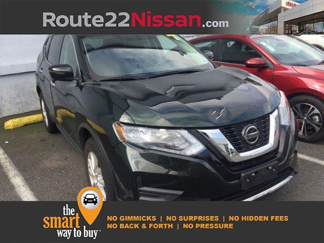 2018 Nissan Rogue SV AWD SV Regular Unleaded I-4 2.5 L/152 [8]