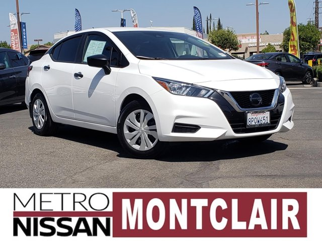 2020 Nissan Versa S S CVT Regular Unleaded I-4 1.6 L/98 [2]