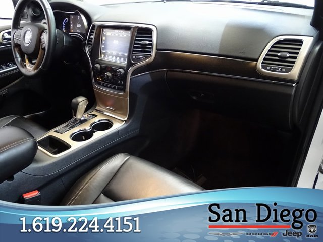 Used 2017 Jeep Grand Cherokee Limited 4x2