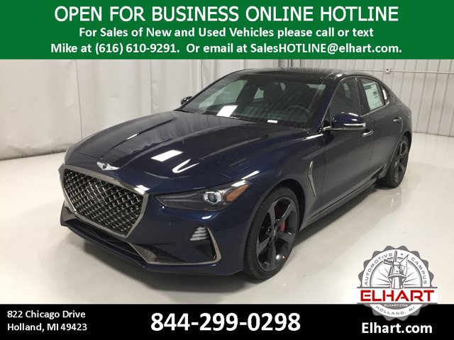 Used 2019 Genesis G70 in Holland, MI
