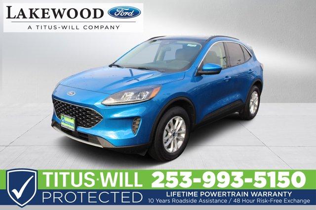 New 2020 Ford Escape in Tacoma, WA