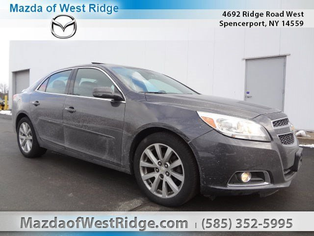 2013 Chevrolet Malibu at Transitowne Resale Center of Amherst