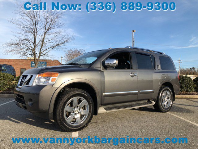 Used 2012 Nissan Armada in High Point, NC