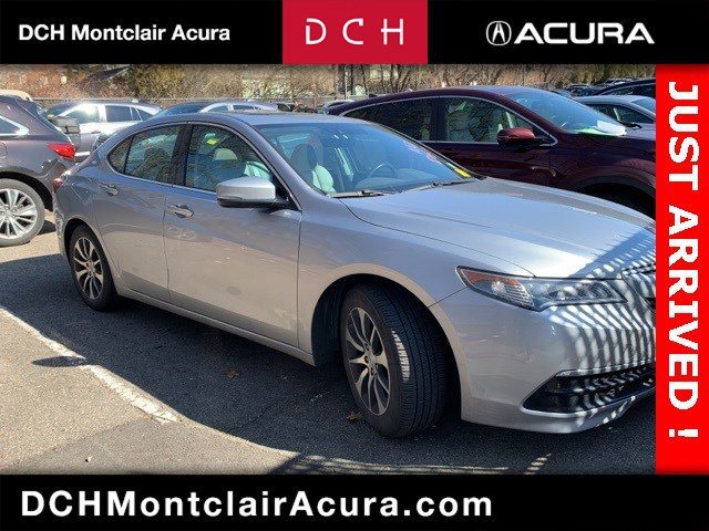 2017 Acura TLX with Technology Pkg