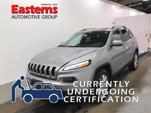 2017 Jeep Cherokee Limited Sport Utility