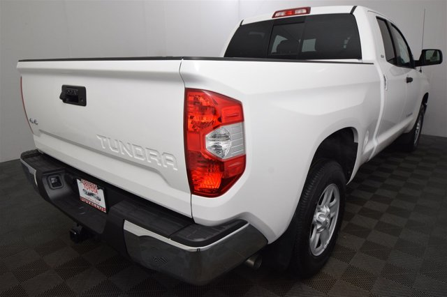 New 2017 Toyota Tundra SR5 Double Cab 6.5' Bed 4.6L