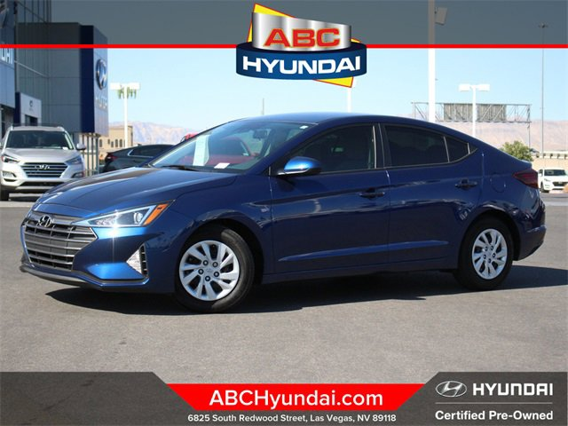 2020 Hyundai Elantra SE SE IVT Regular Unleaded I-4 2.0 L/122 [21]