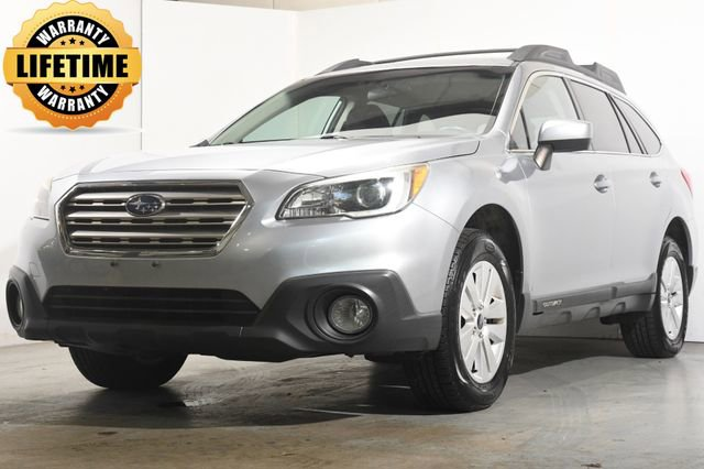 2015 Subaru Outback 25i Premium Cloth interiorLike New exterior conditionLike New interior condi