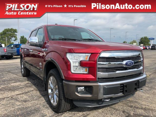 Used 2016 Ford F-150 in Charleston, IL