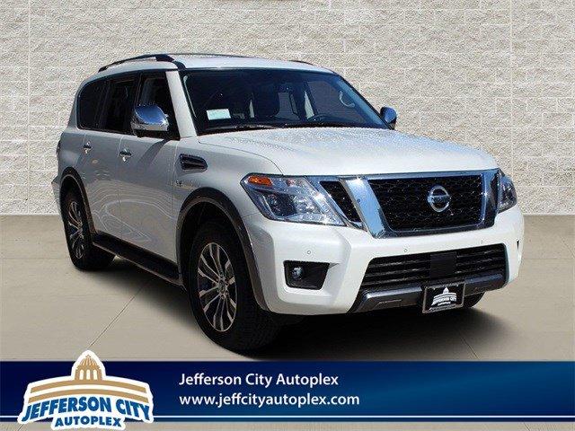 New 2019 Nissan Armada in Jefferson City, MO