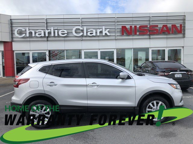 2020 Nissan Rogue Sport S FWD S Regular Unleaded I-4 2.0 L/122 [14]