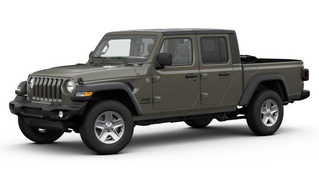 New 2020 Jeep Gladiator in Little Falls, NJ