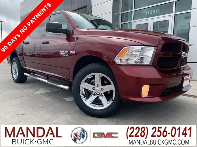 Used 2017 Ram 1500 in D'Iberville, MS