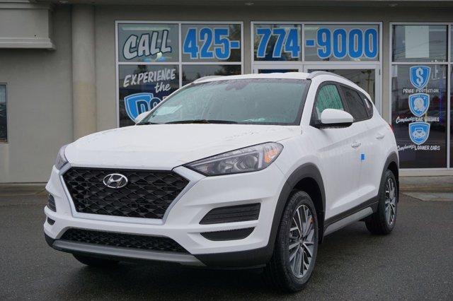 New 2020 Hyundai Tucson in Lynnwood Seattle Kirkland Everett, WA