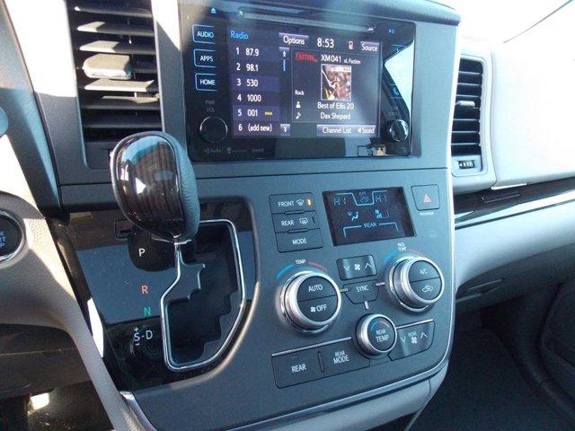 New 2017 Toyota Sienna XLE FWD 8-Passenger