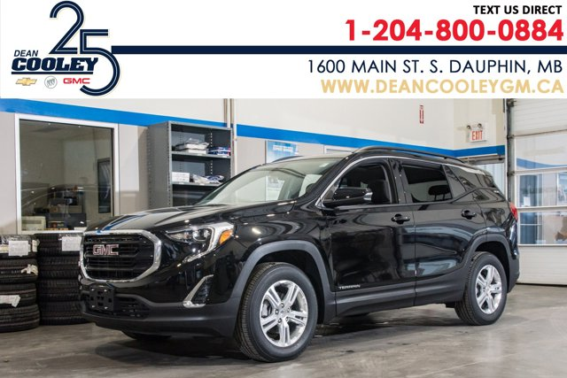 2020 GMC Terrain SLE AWD 4dr SLE Turbocharged Gas/E15 I4 1.5L/92 [1]