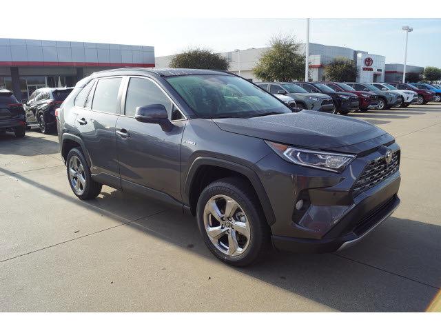 New 2020 Toyota RAV4 Hybrid in Hurst, TX