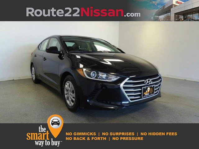 2017 Hyundai Elantra SE SE 2.0L Auto (Ulsan) *Ltd Avail* Regular Unleaded I-4 2.0 L/122 [10]