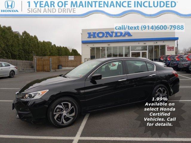 Used 2017 Honda Accord Sedan in Yonkers, NY
