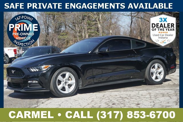 Used 2015 Ford Mustang in Indianapolis, IN