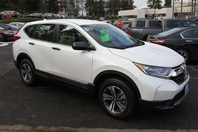 Used 2019 Honda CR-V in Bellevue, WA