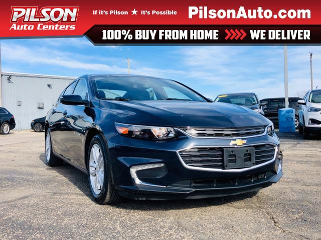 Used 2018 Chevrolet Malibu in Mattoon, IL