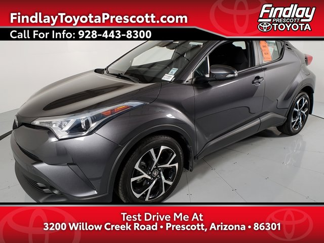 2018 Toyota C-HR XLE XLE FWD Regular Unleaded I-4 2.0 L/121 [18]