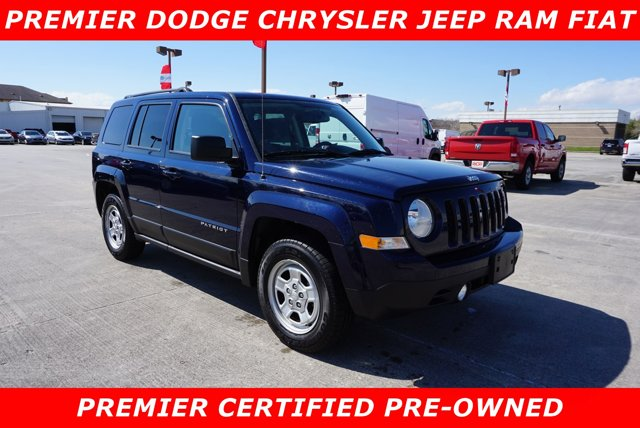 Used 2016 Jeep Patriot in New Orleans, LA