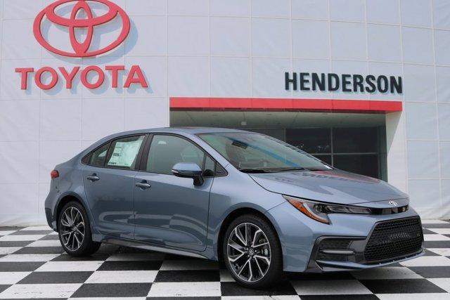 New 2020 Toyota Corolla in Henderson, NC