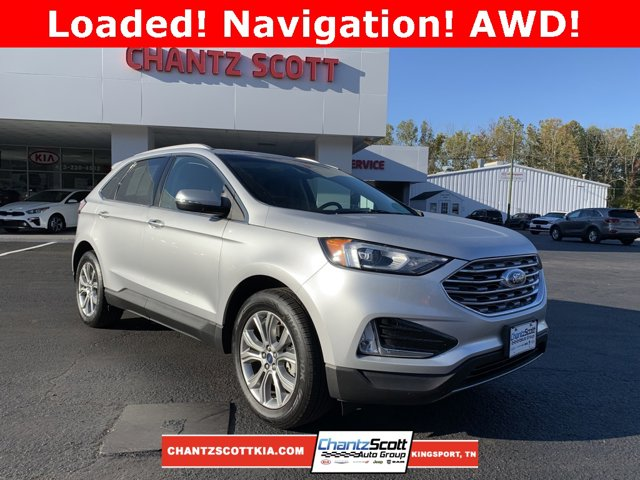 Used 2019 Ford Edge in Kingsport, TN