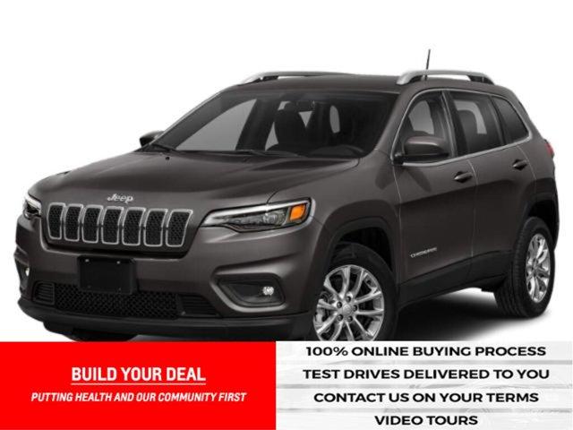2020 Jeep Cherokee | TRAILHAWK 4x4 | HEATED SEATS | POWER LIFTGATE | Trailhawk 4x4 Regular Unleaded V-6 3.2 L/198 [4]