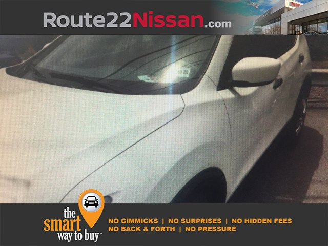 2017 Nissan Rogue S AWD S Regular Unleaded I-4 2.5 L/152 [6]
