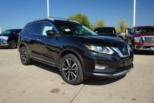 New 2019 Nissan Rogue in Fort Collins, CO