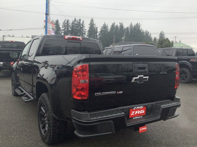 Used 2018 Chevrolet Colorado 4WD Crew Cab 140.5 Z71