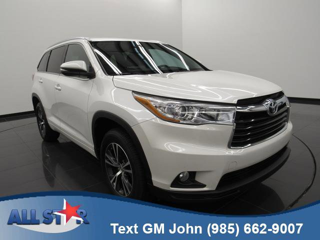 Used 2016 Toyota Highlander in Denham Springs , LA