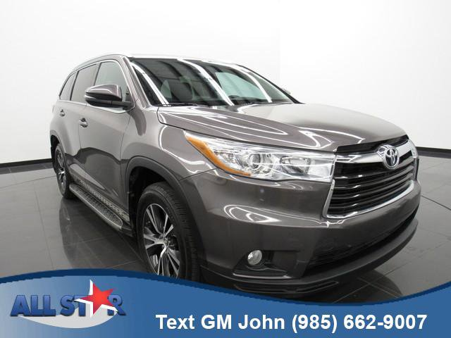 Used 2016 Toyota Highlander in Denham Springs, LA