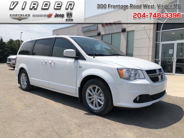 2019 Dodge Grand Caravan 35th Anniversary 35th Anniversary 2WD Regular Unleaded V-6 3.6 L/220 [1]
