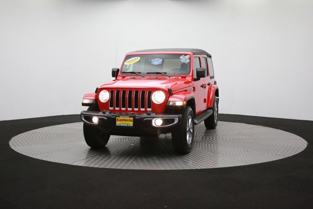 2019 Jeep Wrangler Unlimited for sale 123385 47