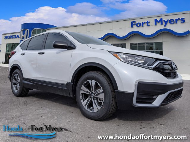 New 2020 Honda CR-V in Fort Myers, FL