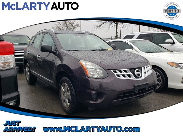 Used 2015 Nissan Rogue Select in North Little Rock, AR