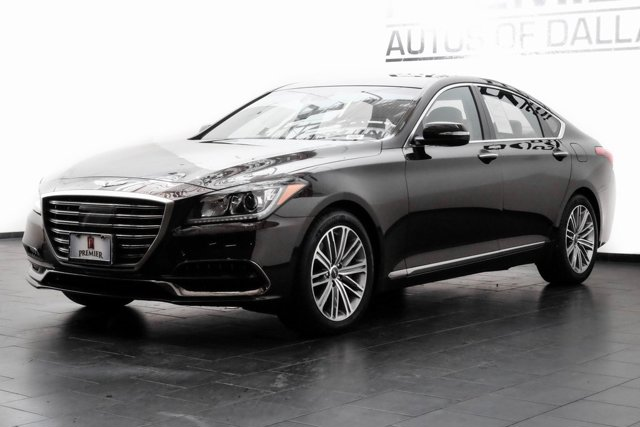 Used 2019 Genesis G80 in Addison, TX