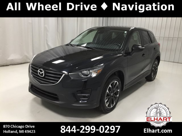 Used 2016 Mazda CX-5 in Holland, MI
