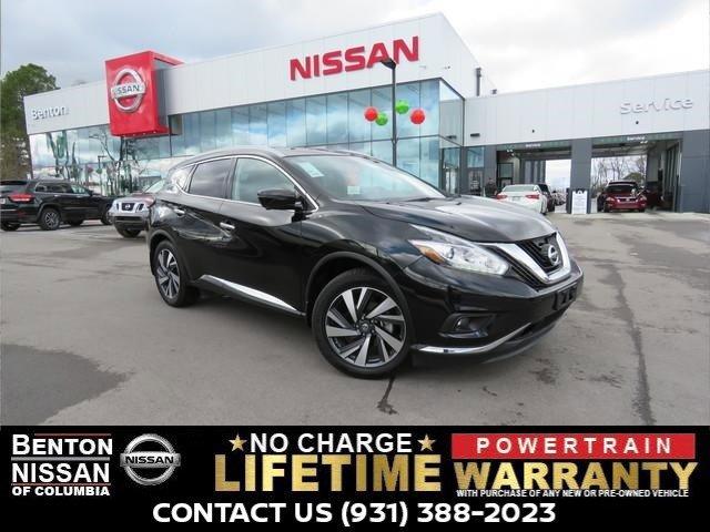 Used 2018 Nissan Murano in Columbia, TN