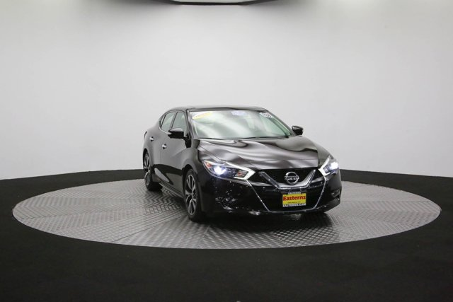 2017 Nissan Maxima for sale 124655 47