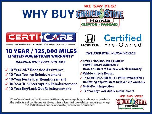 New 2020 Honda CR-V in Clifton, NJ