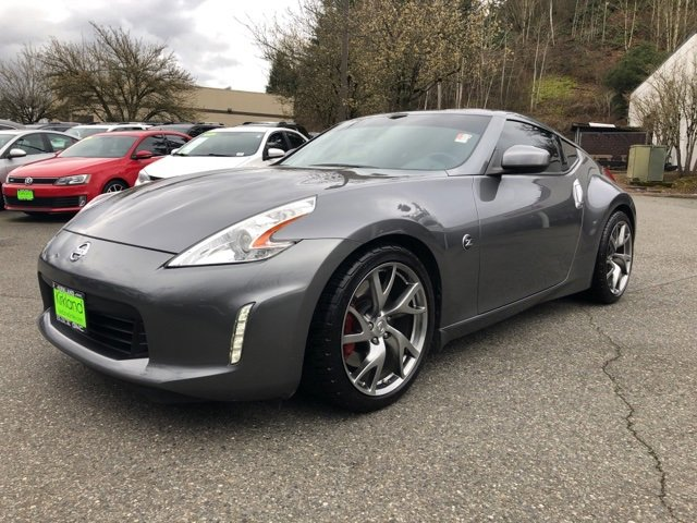 Used 2013 Nissan 370Z 2dr Cpe Manual