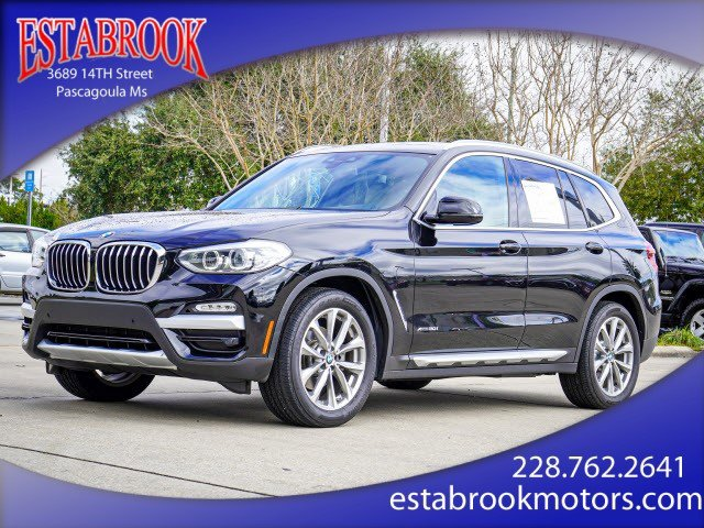 Used 2018 BMW X3 in Pascagoula, MS