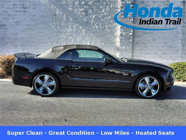 2014 Ford Mustang GT 2dr Conv GT Premium Unleaded V-8 5.0 L/302 [13]