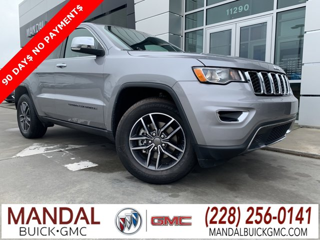 Used 2019 Jeep Grand Cherokee in D'Iberville, MS