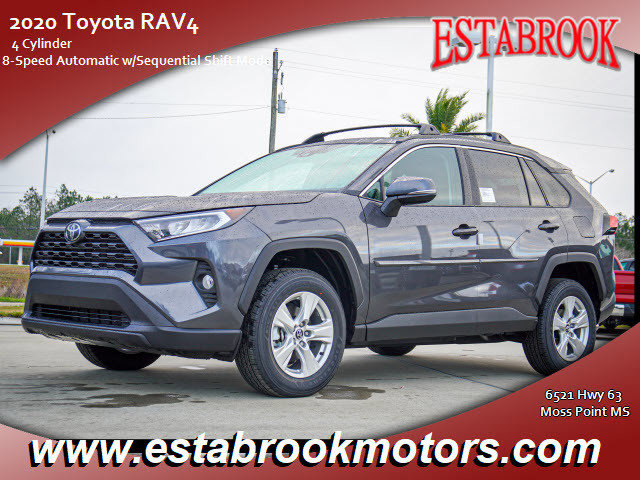 New 2020 Toyota RAV4 in Moss Point, MS
